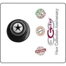 Bottone Per Giacca Cuoco Chef Anellino Dorato Stella Militare Ego Chef Nuovo Art.Y640425