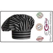 Cappello Cuoco Chef Ego Chef Italia AMERICA Art.660113