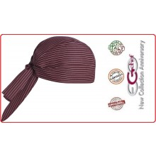 Bandana Sagomata Professionale Wine Ego Chef Italia Art.670055