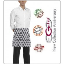 Grembiule Falda Banconiere Con Tascone Geko cm 40x70 Ego Chef Italia Art.6100132A