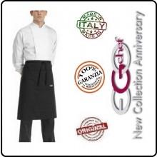 Grenbiule Falda Vita Con Tascone Nera 70x70 Ego Chef Italia Art.6101002C