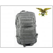 Zaino Militare Grigio Sistema M.O.L.L.E. Corpo Forestale dello Stato  36 Litri Art.14002206F