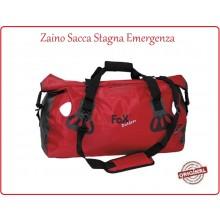 Zaino Borsa Trasporto DRY PAK 40 Rosso Impermeabile 118 Soccorso - CRI - Misericordia - PC Art.30528