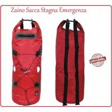 Zaino Borsa Trasporto DRY PAK 60 Rosso Impermeabile 118 Soccorso - CRI - Misericordia - PC Art.30527