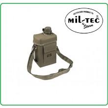 Borraccia Militare Modello Americano US con Tracolla Art.14514001