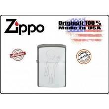 Accendino Zippo® Originale Serie Film Alien Alieno Art.421124-1631
