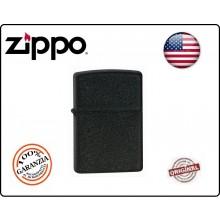 Accendino Zippo® Originale  Nero Blak Satinato Art.421128