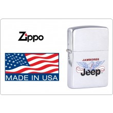 Accendino Zippo® Original Originale USA Jamboree JEEP Art.421121
