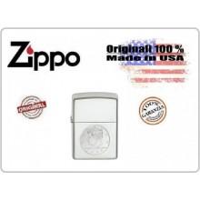 Accendino Zippo® Original Originale USA Dollaro Half Dollar  Art.421325