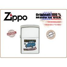 Accendino Zippo® Original V.W. Beetle 4 Maggiolone Art.421124-3319