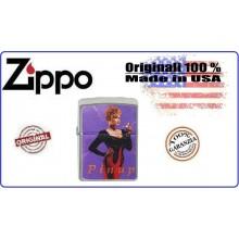 Accendino Zippo® Originale US Pinup Pin Up Art.421144-1606