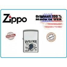 Accendino Zippo® Original Originale USA Saldatore Welder Art.421310