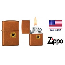 Zippo Buco Nero - Bullet Hole  Art.24717