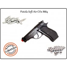 Pistola Soft Air Co2 Full Metal Professionale BB 6 mm Art.301