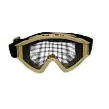 Maschera Prottettiva con Rete per Soft Air Tan Art.6060T