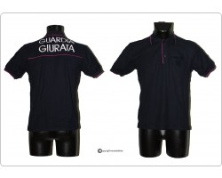 Polo Cotone Ricamata Nuovo Modello per Guardia Giurata Modello PS Art.POLO-GG-PS