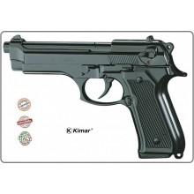 Pistola a Salve Beretta 92 Auto Nera 8 mm Kimar Prodotto Italiana Art.420.001