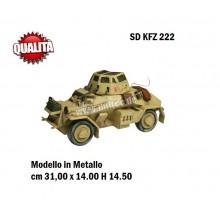 Riproduzione In Metallo SD KFZ 222 Art.17816406