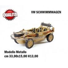 Riproduzione In Metallo VW SCHWIMMWAGEN Art.17816411