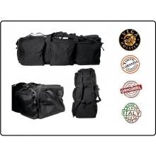 Borsone Cargo Tatical Gear Bag  SWAT Sicurezza Vigilanza Vega Holster Italia Art.2B07