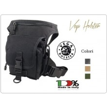Cargo Bag Porta Pistola Arma Corta Beretta Glock ecc Expedition Marsupio Borsa Multitasca In Cordure Vega Holster Italia Art. 2B32
