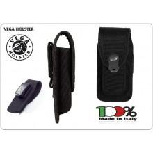 Porta Caricatore Bifilare in Cordura Termoformata Vega Holster Italia Art.2FP00