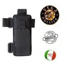 Portacaricatore AR 70/90, M16 da calcio in cordura Nero Cordura Nera Vega Holster Art.2G65