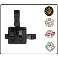 Kit Cosciale Doppio Porta Caricatore H&K G3 Vega Holster Italia Art.2K92