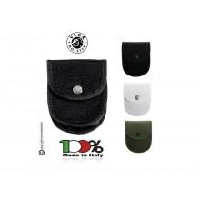 Porta Manette Chiuso Cordura Vega Holster Italia Vigilanza Sicurezza Polizia Carabinieri GPG IPS Art. 2P76