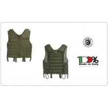 Gilet Tattico Professionale Tactical Vest Militare Vega Holster Italia Polizia Carabinieri Esercito Art.2SM00