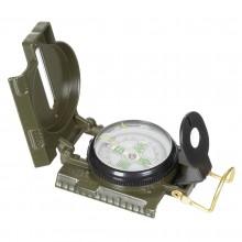 Bussola Cartografica Metallo Professionale Scout Militare Montagna Campeggio Soft Air Orienting Art. 34023