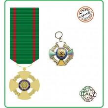 Croce Medaglia Cavaliere Della Repubblica New Art.EUMAR-2