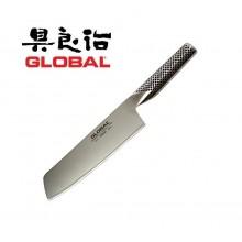 Coltello Forgiato Professionale Cuochi Chef Verdura cm 18 Global G5 Art.G-5