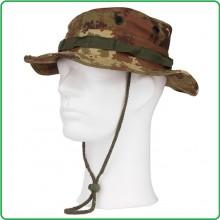 Cappello Berretto Mimetico Jungle Vegetato Esercito Italiano Art.SBB-71