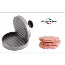 Pressa per Hamburger Küchenprofi  2 pezzi Professionale Art. 1066663012