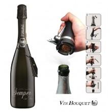 Cavatappi Cava Tappi Leva tappi per Champagne Vin Bouquet FID 009 Art. FID009