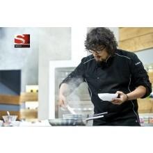 Giacca Cuoco Chef di Ale by Siggi Horeca Alessandro Borghese 4 Ristoranti Italia Art. SIGGI-AB