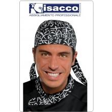 Bandana Sagomata Professionale  Shusci Isacco Italia Art.124072-S