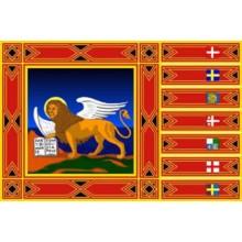 Bandiera Veneto  Poliestere Nautico da Esterno cm 200x300 Art.NSD.V.200x300