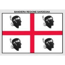 Bandiera Sardegna 100x150 Eco Art.Eco-Sardegna