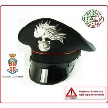 Berretto Ordinanza CC Carabinieri con Fregio Metallo FAV Autore VENDITA RISERVATA  Art.BER-CC-M