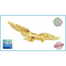 Brevetto Pilota Civile Pilot Wings Aeronautica Militare Prodotto Ufficiale Camicia Art.BREV-AM3