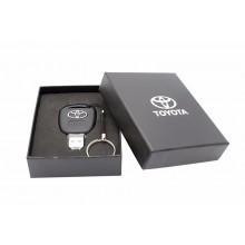 Portachiavi Pen Drive TOYOTA Auto Chiavetta Chiave USB Flash Drive GB 8 di Memoria Flash Stick Pendrive U disk Art.TOYOTA-USB