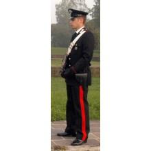 Divisa Originale Carabinieri Giacca + Pantaloni Sartoriale Estiva Art.DIVISA-FAV-CC