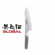 Coltello Forgiato Professionale Cuochi Chef Orientale cm 18 Global G7R Art. G-7R