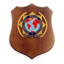Crest International Police Association Servo Per Amikeco Eumar Prodotto Ufficiale Art. IP1