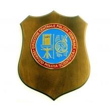 Crest Polizia Scientifica Direzione Centrale Polizia Criminale cm 22,5 x 17,5 Prodotto Ufficiale  Art. P103