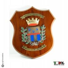 Crest Araldico Polizia Penitenziaria Idea Regalo Da Collezione dimensioni cm 22,5 x 17,5 Prodotto Italiana Art. PP1