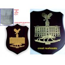 Crea il Tuo Crest ... Realizziamo Crest del Vostro Gruppo o della Vostra Squadra Art.CREST-P