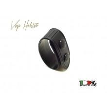 Passanti Per Cinturone Distanziali in Plastica a Doppio Bottone 4 pezzi Vega Holster Italia Art. 8V00